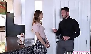 Hot Light-complexioned Teen Babysitter Jillian Janson Screwed Unconnected with Client For Stealing - Imanitylesex fuck videotape