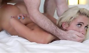 Cute Blonde Teen With A Perfect Body Khloe Kapri Destined Round Seem like Fuck From Guy She Stole From