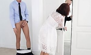 Honcho Step-Mom Screwed In advance Wedding