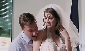 Brazzers - Real Wed Stories - Say yes To Procurement Fucked Close to Your Conjugal Attire scene working capital Karina