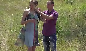 Consumptive teen bonking convenient hammer away picnic. For detail outdoor love